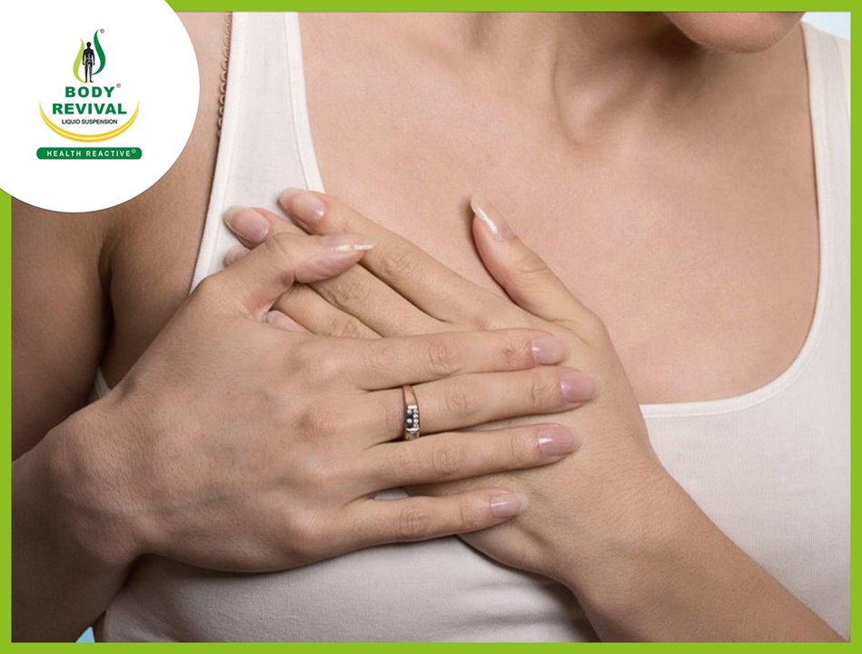 Understanding Anxiety Chest Pain